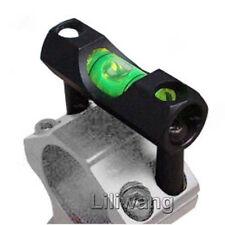 """Rifle Scope Laser Bubble Spirit Level For 25.4mm/1"""" Ring Bolt on Mount Holder"""