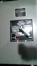 ASCO 933N9200C ENGINE GENERATOR BY PASS SWITCH 208V 60HZ -FREE SHIPPING