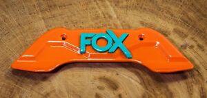 Crown Decorative Cover FOX 40 Fork Sign Fender MTB Mountain Bike