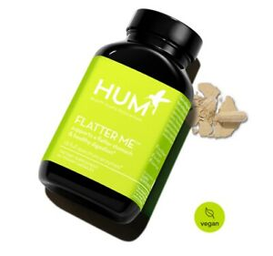HUM Nutrition FLATTER ME - Supports A Flatter Stomach & Healthy Digestion