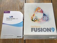 Neu/ovp Microsoft Visual Studio 2010 Upgrade Full Package Product FPP