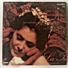 "LASERDISC ""Verdi / La Traviata / Haitink"" - PAL 2 LD"