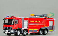 1:50 Mercedes-Benz BENZ ACTROS FIRE TRUCK DIE CAST MODEL