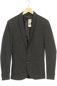 ZARA Sakko Herren Business Jacket Gr. S Viskose grau #0c9cf2c