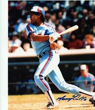MANNY  TRILLO  MONTREAL  EXPOS   SIGNED  AUTOGRAPHED  8x10 PHOTO  IN PERSON