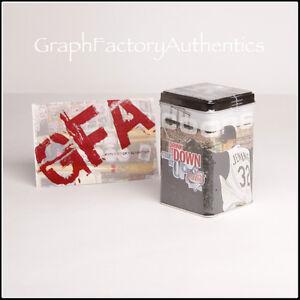 Colorado Rockies Coca-Cola Tin of Cards NEW in Box GFA