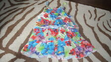 BOUTIQUE ZARA KIDS 7/8 FLORAL DRESS