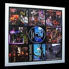 IRON MAIDEN+Fear Of Dark+LTD+GALLERY QUALITY FRAMED+FAST GLOBAL SHIP+Not Signed