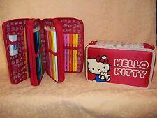 ASTUCCIO 3 CERNIERE COMPLETO HELLO KITTY  cod.927