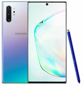 Samsung Galaxy Note10+ SM-N975U - 256GB - Aura Glow (Unlocked) (Single SIM)