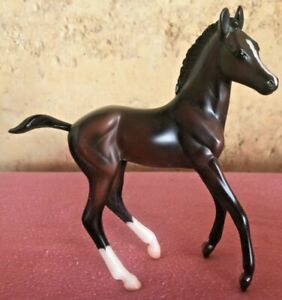 Breyer Classic foal with blanket