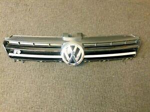 GENUINE VW GOLF R MK7 LED XENON FRONT GRILL