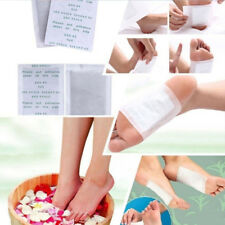 6Pcs/Pack Detox Foot Pads Adhesive Patch Detoxify Toxins Keeping Fit Health Care