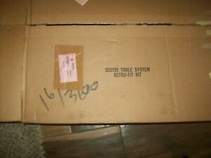 Table Retrofit Kit #555135  New Old Stock In Box From Shopsmith Mark 5 Machine