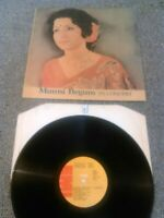 MUNNI BEGUM - IN CONCERT LP EX!!! RARE ORIGINAL ODEON PAKISTAN EMCP 5080