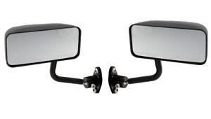 Motamec Racing 02 Formula Side Wing Mirror x2 Convex Glass CARBON LOOK - F1 Car
