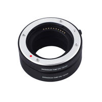 FOTGA Macro AF Auto Focus Extension Tube 10mm 16mm Set DG For Sony NEX E-mout