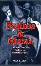 PSALMS & MUSIC INFLUENCES OF THE PSALMS ON WESTERN MUSIC - STERN,MAX - Hard Back