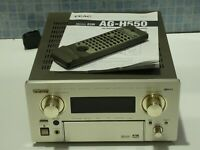 TEAC AG-H550 REFERENCE 500 SERIES DOLBY 5.1 CHANNEL RECEIVER AMPLIFIER + REMOTE