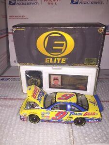 Jeff Burton #9 Track Gear 1997 Thunderbird Elite Action Diecast 1:24 #2 Of 1500