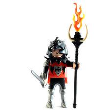 Playmobil Medieval Dragon Knight Figure - Castle, Armor Swords Helmet Spear