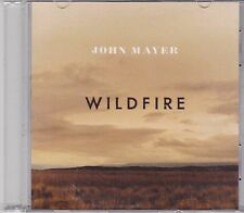 John Mayer-Wildfire Promo cd single