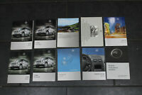 Mercedes W463 Handbuch Bedienungsanleitung Bordbuch Leder Mappe Tasche G Klasse