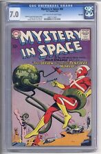Mystery in Space #60 CGC 7.0 Big Apple Collection