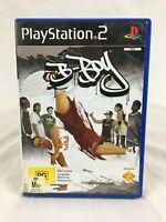 B-Boy - With Manual - PS2 - Playstation 2 - PAL