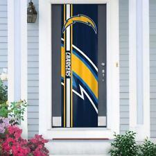 San Diego Chargers NFL Licensed Door Banner Flag Indoor Outdoor Free Shipping