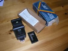 Miranda 630CD Multi Dedicated Flash Unit for Olympus, Canon, Pentax Film Cameras