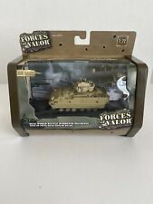 FORCES OF VALOR 1:72 Scale U.S. M3A2 Bradley Baghdad 2003 Die Cast