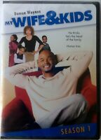 My Wife and Kids - Season 1 (DVD, 2009) 2 DISC SET, FACTORY SEALED