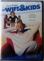 My Wife and Kids - Season 1 (DVD, 2009) 2 DISC SET