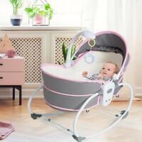Babyschaukel Stubenwagen Babywiege Babybett Babywippe Schaukelwiege tragbar
