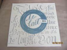 V.A. Le  Lait, Vol. 3  (Vinyl, Dec-2013) Claude Dubois, Felix Leclerc  Neuf.