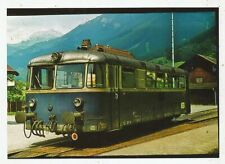 CPA PK AK PHOTO  TRAIN CHEMIN DE FER LOCOMOTIVE D' EUROPE SNCB-SNCF-RAI-TEE D.B.