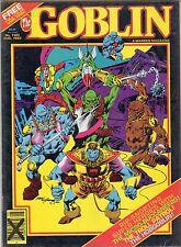 fumetto AMERICANO THE GOBLIN WARREN MAGAZINE NUMERO 2 ANNO 1982