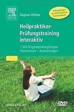 Heilpraktiker-Prüfungstraining interaktiv DVD: 1320 Frag... | Buch | Zustand gut