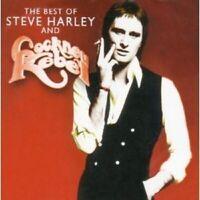 STEVE HARLEY & COCKNEY REBEL - BEST OF  CD 16 TRACKS INTERNATIONAL POP NEU