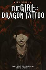 The Girl With the Dragon Tattoo: Millennium by Sylvian Runberg (Paperback, 2017)