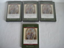 GREAT COURSES The Conservative Tradition 18 CDs Philosophy History Guidebook