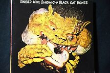 Black Cat Bones Barbed Wire Sandwich CD Digipak New + Sealed