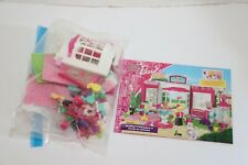 Mega Bloks Barbie Pet Shop 80224 98% Complete