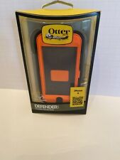 New Original Otterbox Defender Case for Apple iPhone 5s / 5 / SE- With Holster !