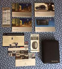 2009 Mercedes M Class ML350 ML550 ML63 AMG Owners Manual w/ COMAND Nav Books OEM