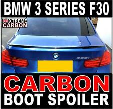 BMW 3 Series Saloon F30 Carbon Rear Boot Spoiler M Sport Performance UK Stock