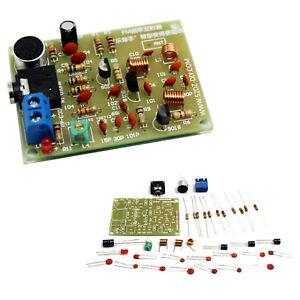 FM Stereo Module DIY Kit Adjustable 88-108MHz for Soldering Practice Learnisn