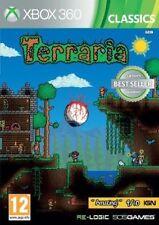 Microsoft Xbox 360 Terraria Classics 505 Games Video Game