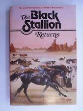 Black Stallion Returns, Walter Farley, Paperback, 1970s